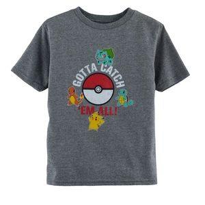 2 for $15 Pokémon t-shirt size 4